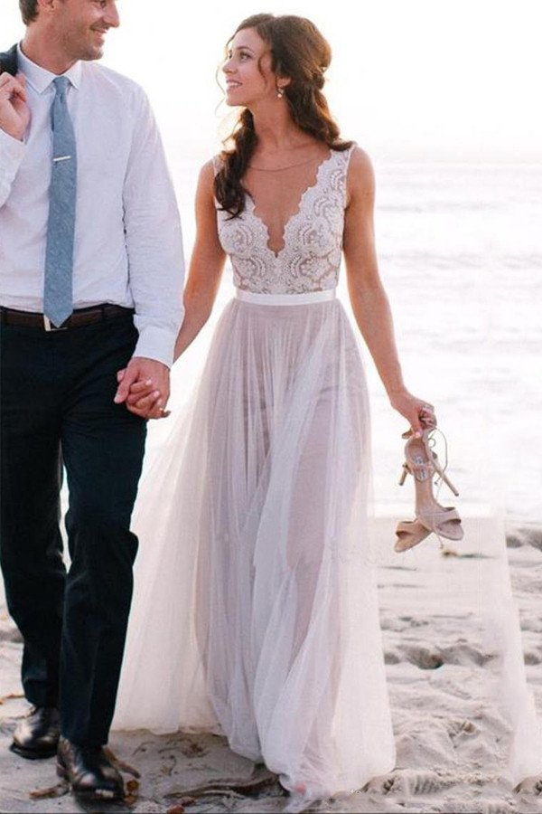 Beach Bridal Gowns