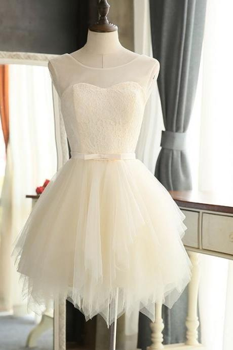 Simple Ivory Homecoming Dresses,Short Cute Prom Dresses,Cocktail Dress,Homecoming Dress,Graduation Dress,Party Dress,Short Homecoming Dress,Homecoming Dress FT57