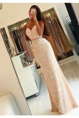 Beading Prom Dress,Sequin Prom Dress, Long Prom Dresses,Sexy Prom Dress, Long Party Prom Dress,Column Prom Dresses,Charming Prom Dresses,Prom Dresses