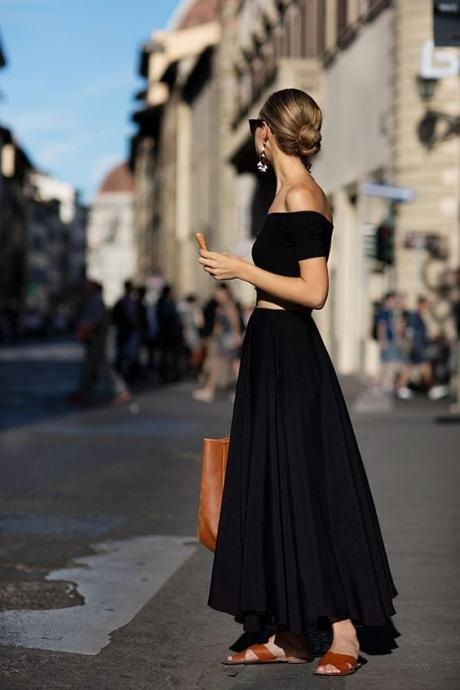 Black Prom Dress,Off-The-Shoulder Prom Dress,Two Piece Prom Dress,Cheap Prom Dress,Spandex Prom Dresses,Charming Prom Dress 2017,Beautiful Prom Dress,Prom Dresses