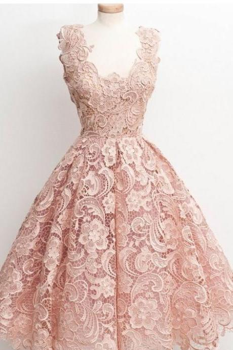 Sweetheart Cocktail Dresses,Little Lace Homecoming Dress,Vintage Style Prom Party Gowns,Short Prom Dresses,Formal Dresses,Sweet 16 Dresses,Homecoming Dress